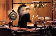 Zyklus No. 9 for One Percussionist by Karlheinz Stockhausen